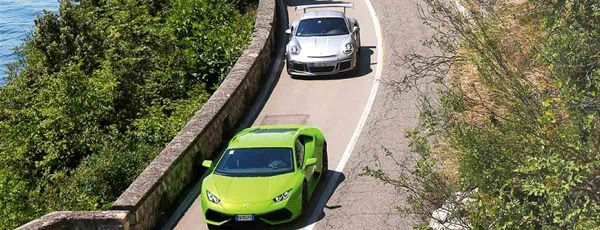 Porsche-Lamborghini-Tremosine