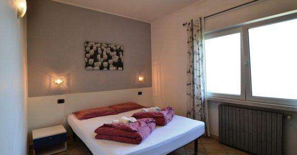 Wohnung EG - Schlafzimmer